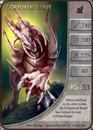 Duels - Corporeal Beast
