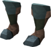 Smith's boots (rune) detail