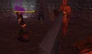 Surok killing a Fire Giant
