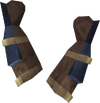Smith's gauntlets (rune) detail