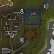 Mind Altar location