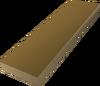 Teak plank detail