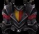 Black platebody (h5) detail