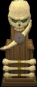 Barbarian Assault totem