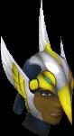 Armadyl helmet (charged) chathead