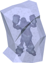 Ice block (mother)