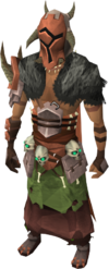 Warpriest of Bandos set equipped