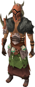 Warpriest of Bandos set equipped