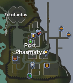 Port Phasmatys map