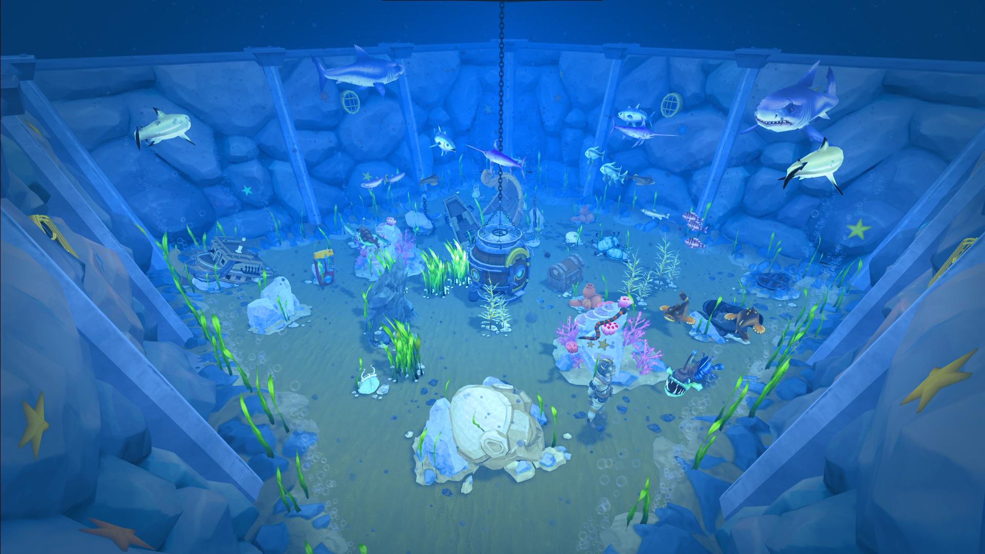 Fish in aquarium runescape - Image Aquarium Underwater Png Runescape Wiki Fandom Powered By Wikia