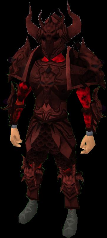 Malevolent cuirass (blood)   RuneScape Wiki   FANDOM ...