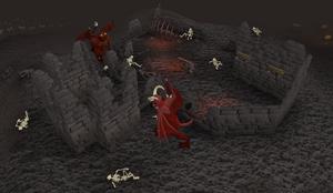 Demonic Ruins old