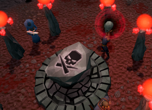 Crafting death runes