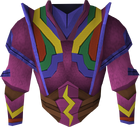 Infinity top detail