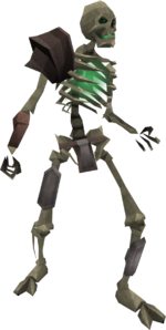 Skeleton ranged