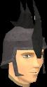 Spiked helmet chathead