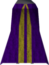 Menaphite robe (purple) detail