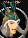 Warlord headdress chathead