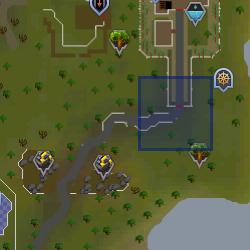 Legends guard location