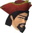 Captain Rabid Jack chathead