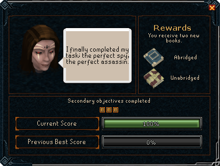 Nadir reward