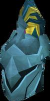 Rune helm (h3) detail