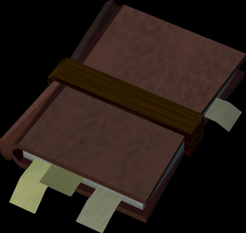 Movario's notes (volume 1) detail