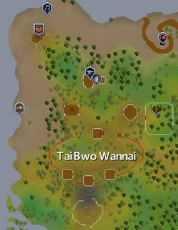 Tai Bwo Wannai map
