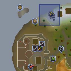 Miner Magnus location