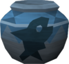 Strong fishing urn (r) detail