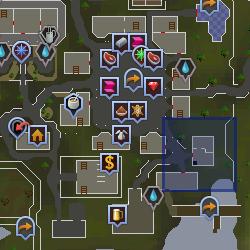 Guild registry location