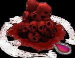Bloody skulls