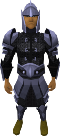 Mithril chainbody equipped (male)