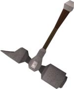 Blast fusion hammer detail