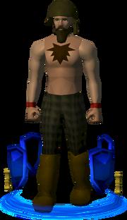 Defender barbarian