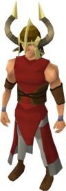 Berserker helm (charged) equipped
