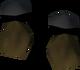 Duskweed gloves detail