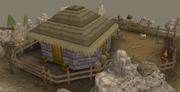 Tenzing's house