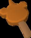 Chimp ice detail