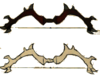 II dark bow
