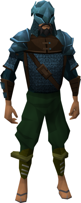 What Use Do Med Helms Chainbodies And Sq Shields Have Runescape
