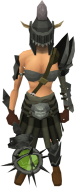 Verac the Defiled's equipment (female) equipped