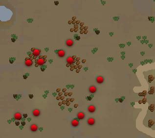 Do No Evil crates map