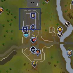 Chieftain Gunthor location
