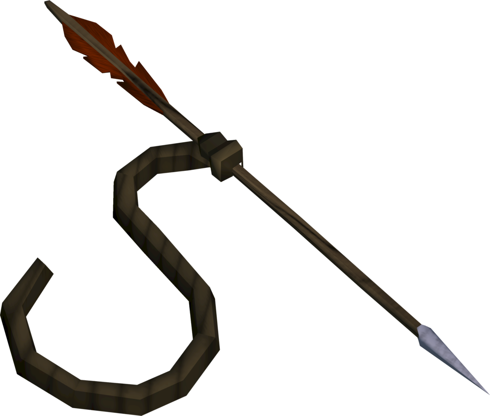 Rope arrow detail
