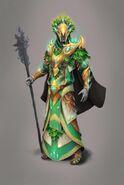 Elf Armour concept art