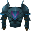 Rune platebody (h2) detail