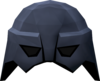 Warrior helm (rune) detail