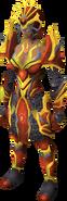Aurora armour equipped (female)