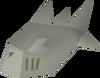 Unusual fish detail